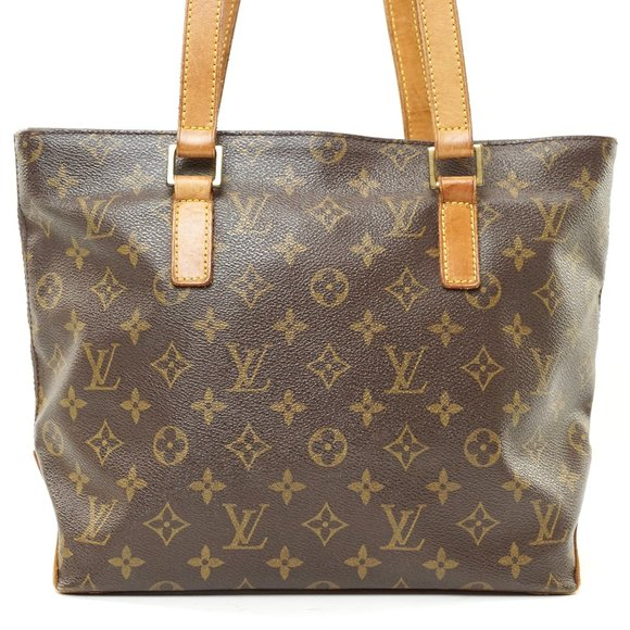Auth Louis Vuitton Cabas Piano Tote Bag #6853L30